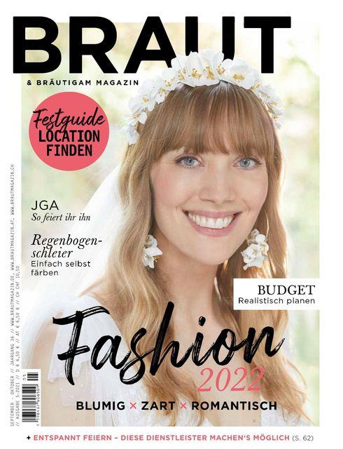 Braut & Bräutigam Ausgabe 05/2021