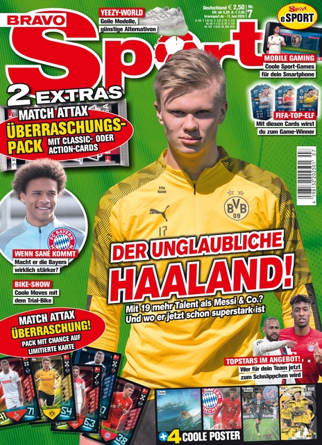 Bravo Sport Ausgabe 7/2020