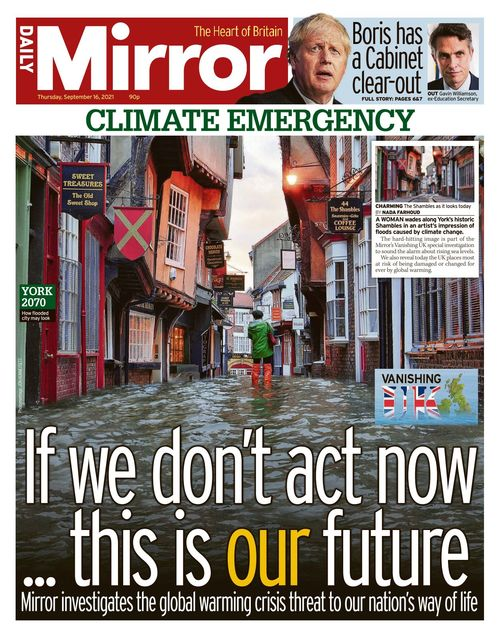 Daily Mirror 2021-09-16