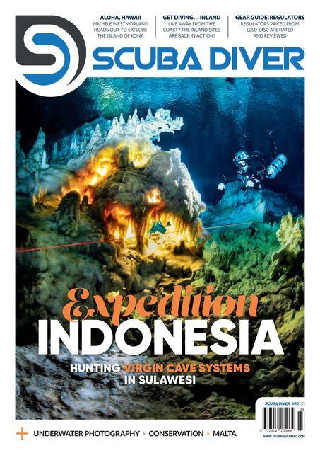 Scuba Diver Magazine Issue 40
