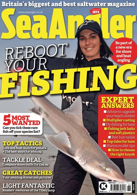 Sea Angler issue 10/2020