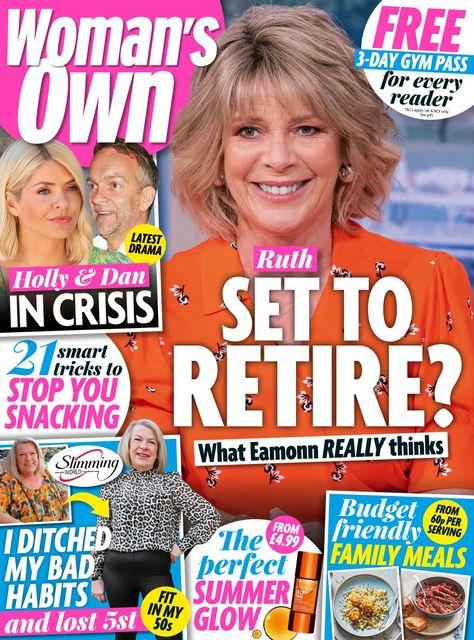 Woman's Own Magazine UK 2021-08-10