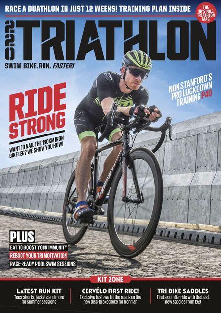 220 Triathlon issue 08/2020