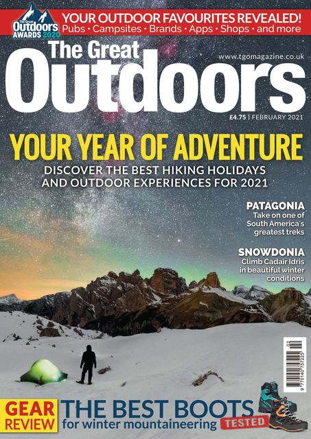 The Great Outdoors issue 02/2021