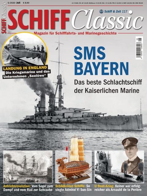 Ausgabe schiff/classic