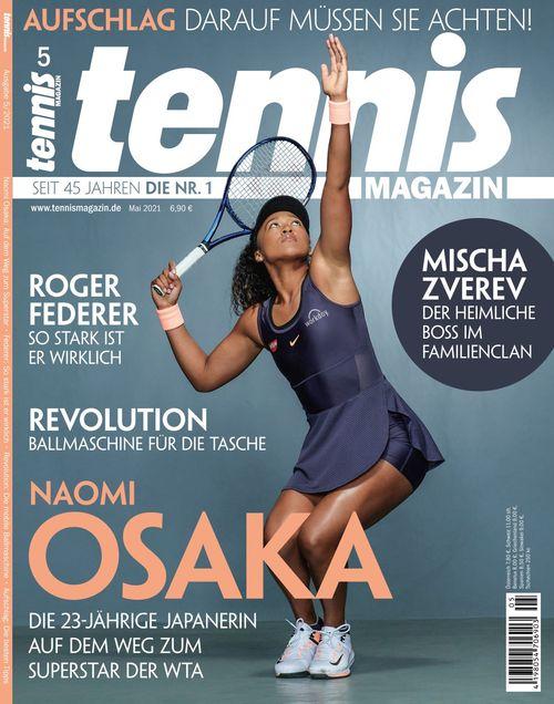 tennis MAGAZIN Ausgabe 05/2021
