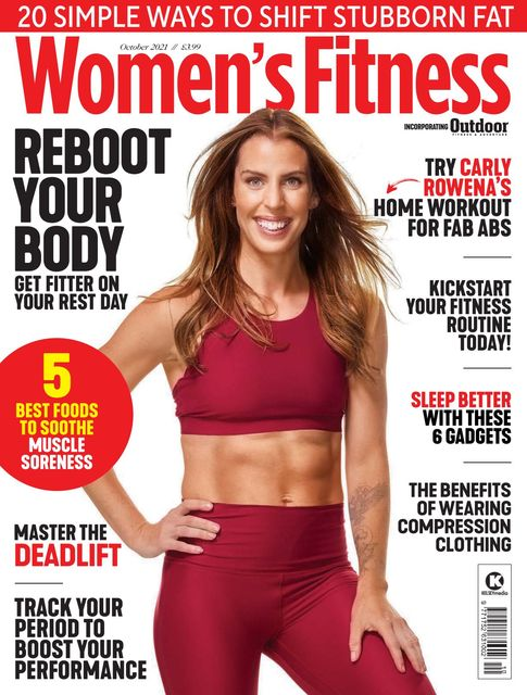 Women's Fitness issue 10/2021