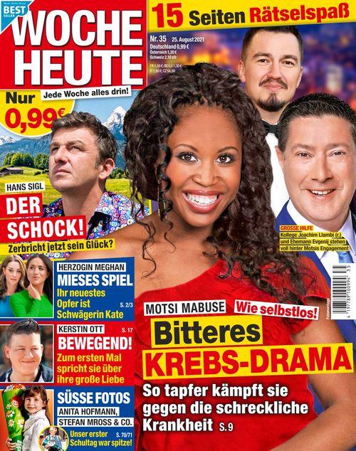 Woche Heute Ausgabe 35/2021