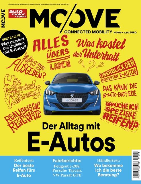 Auto Motor und Sport MOOVE Ausgabe 03/2019