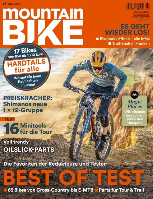 Mountainbike 2020-06-08