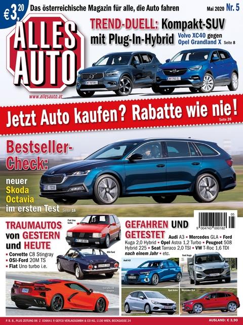 Alles Auto Ausgabe 05/2020