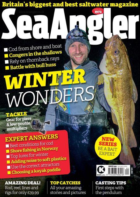 Sea Angler issue 01/2021