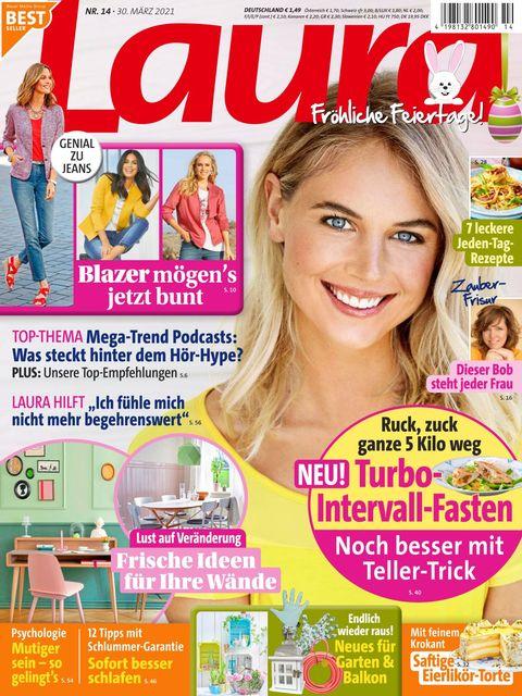Laura Ausgabe 14/2021