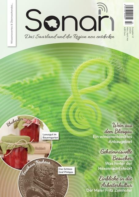 Sonah Ausgabe 02/2020