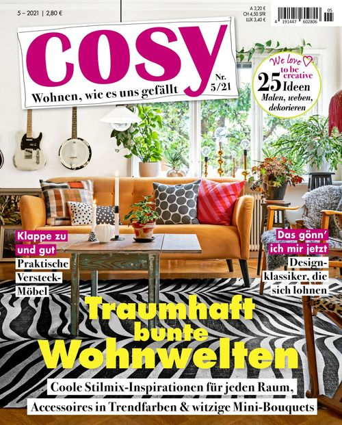 Cosy 2021-08-25