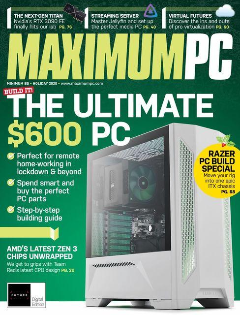 Maximum PC Magazine 2020-12-08