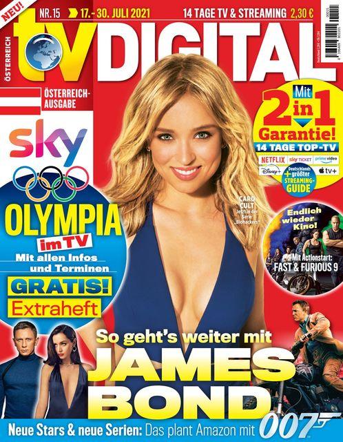 TV Digital Österreich 2021-07-09