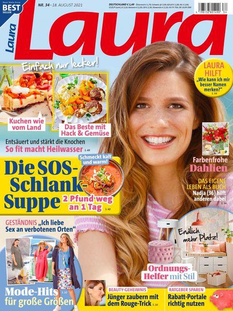 Laura Ausgabe 34/2021