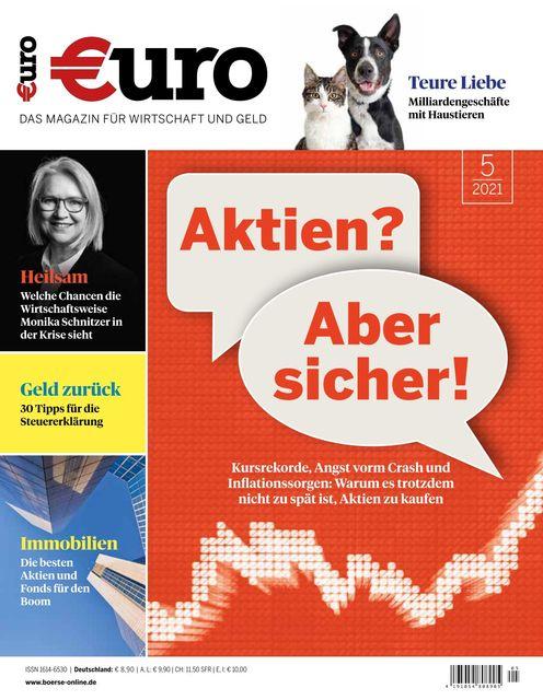 Euro Ausgabe 05/2021