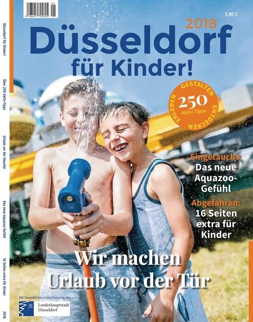 Düsseldorf für Kinder! Ausgabe 01/2018