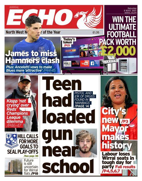 Liverpool Echo 2021-05-08