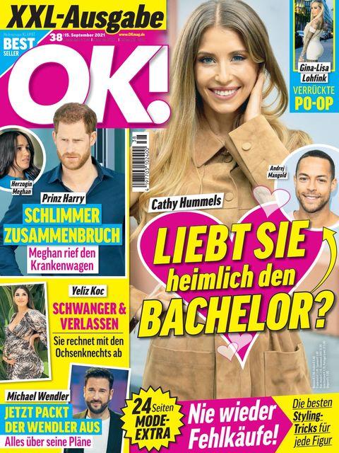 OK! Deutschland Ausgabe 38/2021