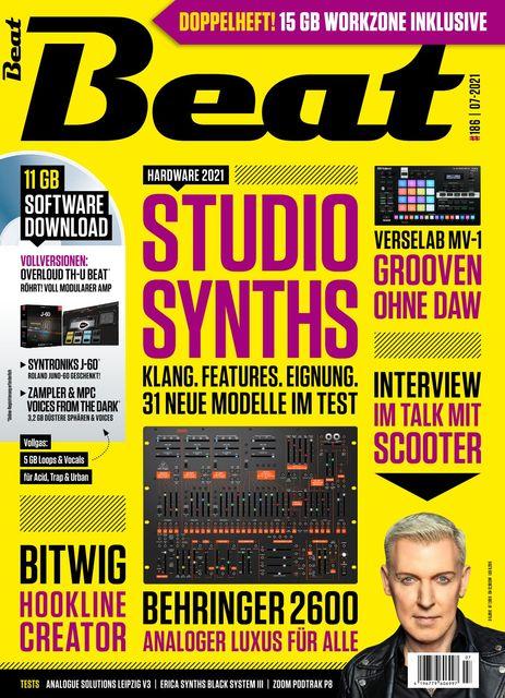 Beat Magazin (DE) Ausgabe 07/2021