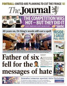Newcastle Journal - 2015-11-14