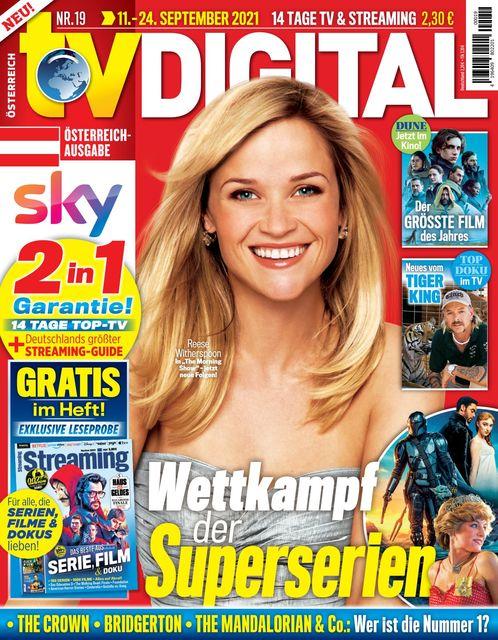 TV Digital Österreich 2021-09-03