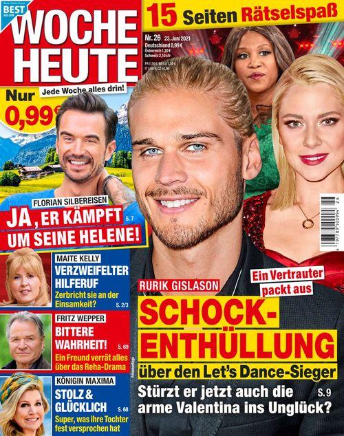 Woche Heute Ausgabe 26/2021