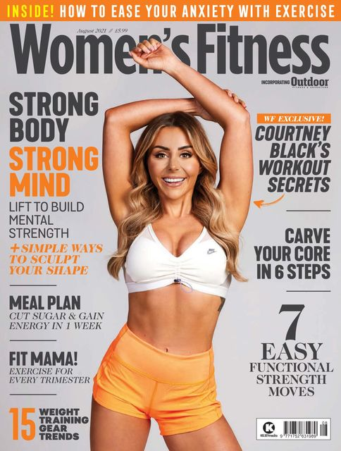 Women's Fitness issue 08/2021