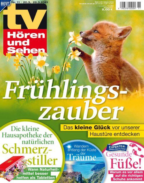 TV Hören und Sehen Ausgabe 11/2021
