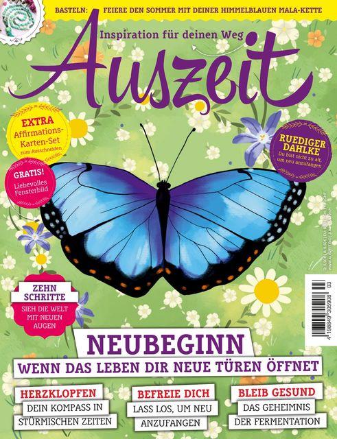 AUSZEIT Ausgabe 03/2021