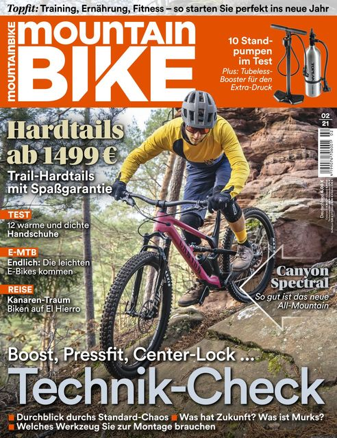 Mountainbike 2021-01-04
