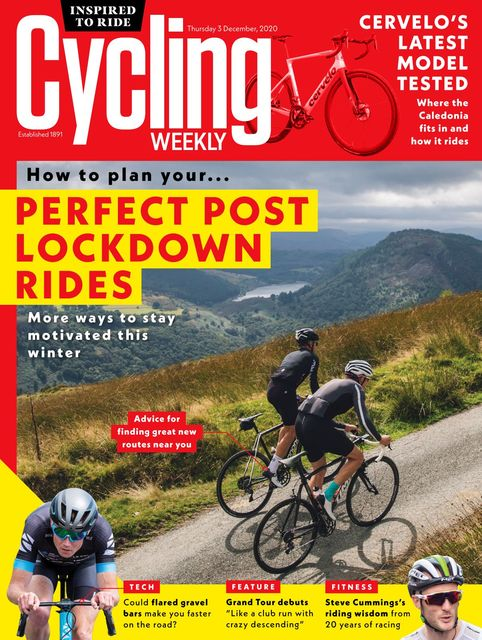Cycling Weekly - The UK's Best Cycling Magazine 2020-12-03