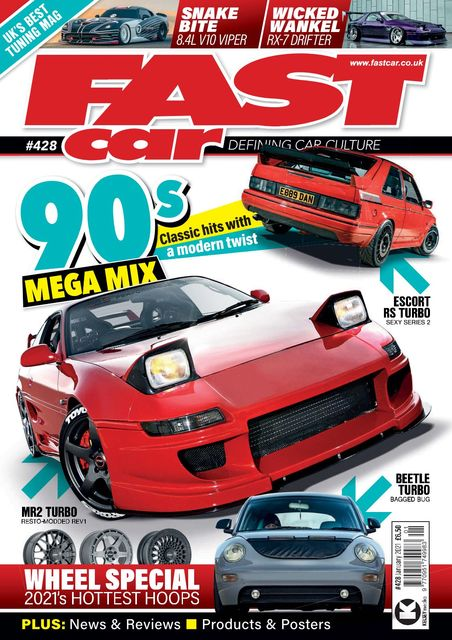 Fast Car issue 01/2021