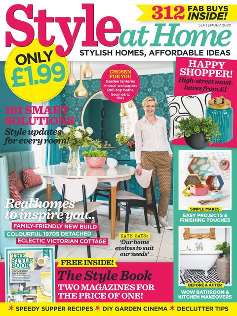 Style at Home Magazine 2020-08-05