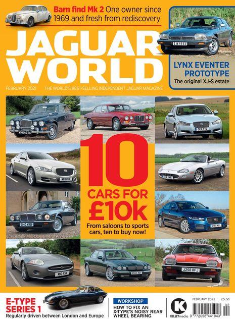 Jaguar World issue 02/2021