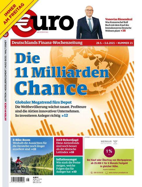 Euro am Sonntag 2021-05-28