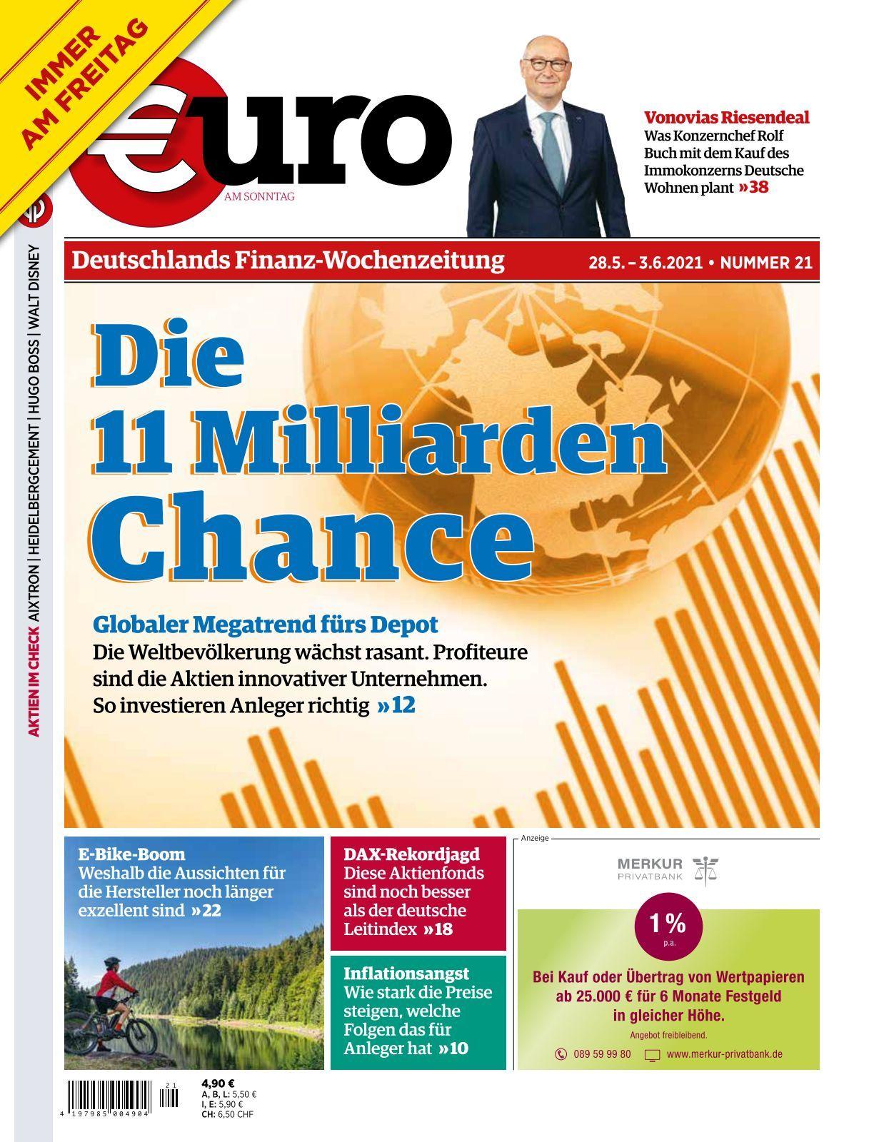 Euro am Sonntag   8 8 8