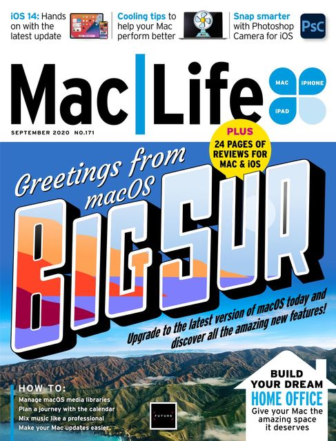 Mac Life UK 2020-08-18