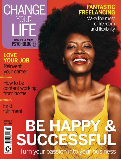 issue 3 - Be Happy & Successful