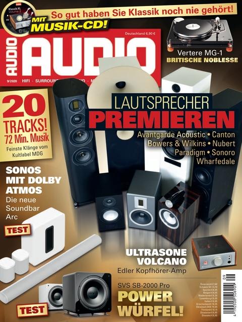 AUDIO Ausgabe 09/2020