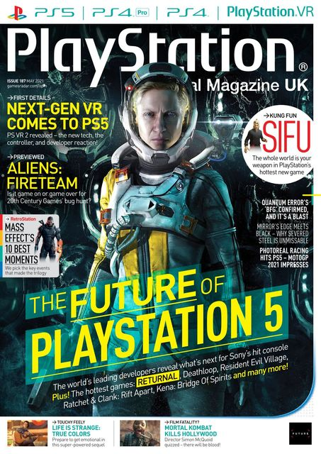 Official PlayStation Magazine 2021-04-06