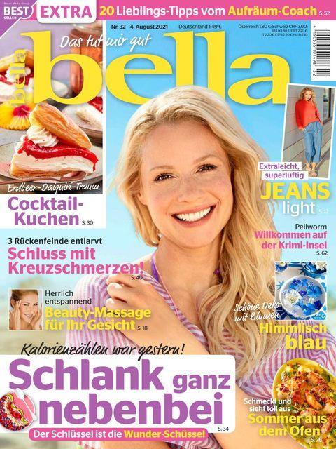 Bella Ausgabe 32/2021