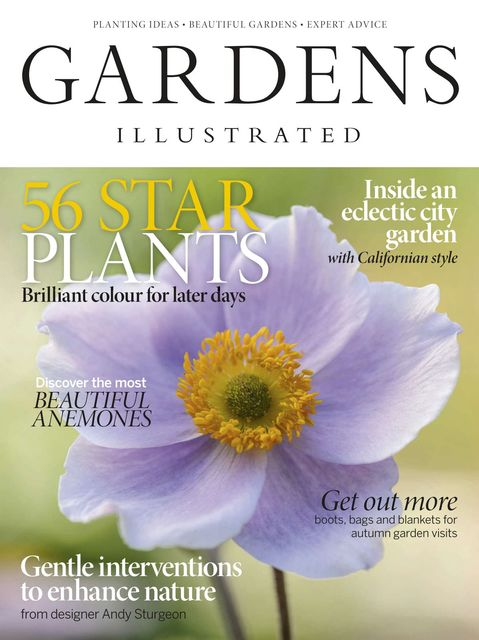 Gardens Illustrated issue 10/2020