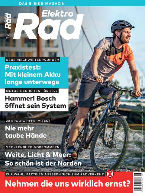 ElektroRad Ausgabe 06/2021