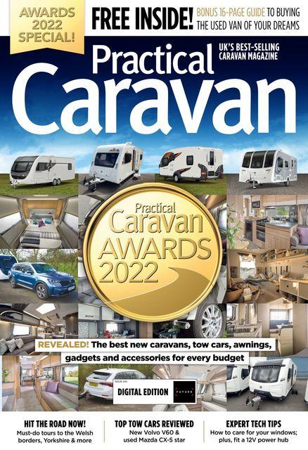 Practical Caravan issue 11/2021