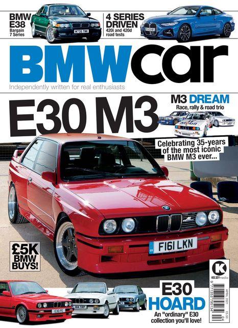BMW Car issue 04/2021