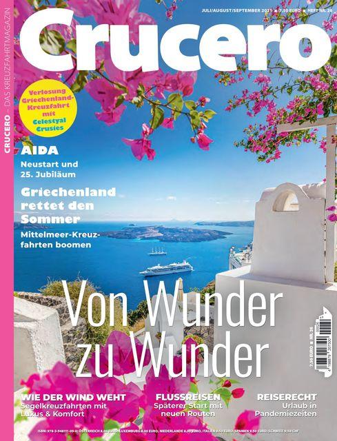 Crucero Ausgabe Nr. 26